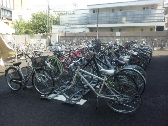 ... 自転車事情~ 早稲田大学の