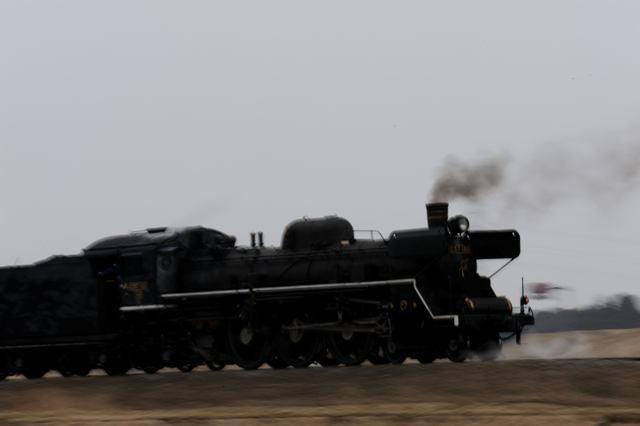 磐越西線 C57180 馬下