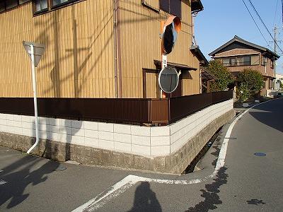 ブロックフェンス (5)