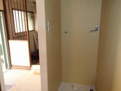 洗面室 新設 (7)