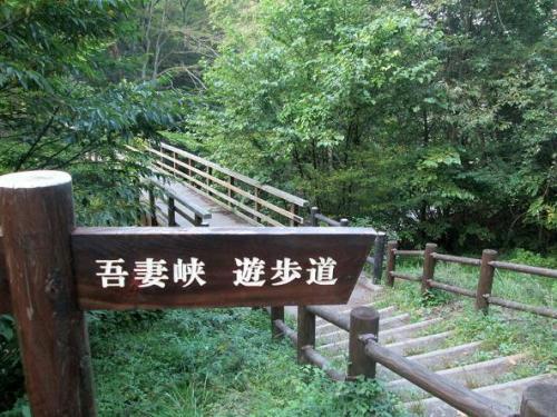 吾妻渓谷10