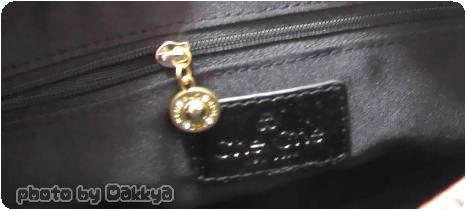 MUSE & Co.(ミューズコー)でお買い物♪CheCheNewYork(チチニューヨーク)カメリアネコチェーンバッグ