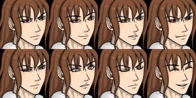 ヒュビリス表情1