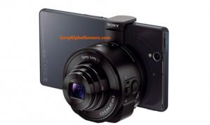 Sony外付けカメラ1
