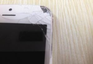 iPhone5 爆発事故