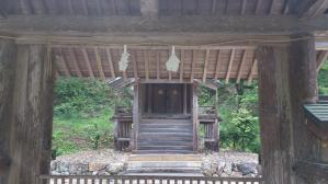 熊野大社_伊弉那美神社
