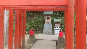 熊野大社_稲荷神社1