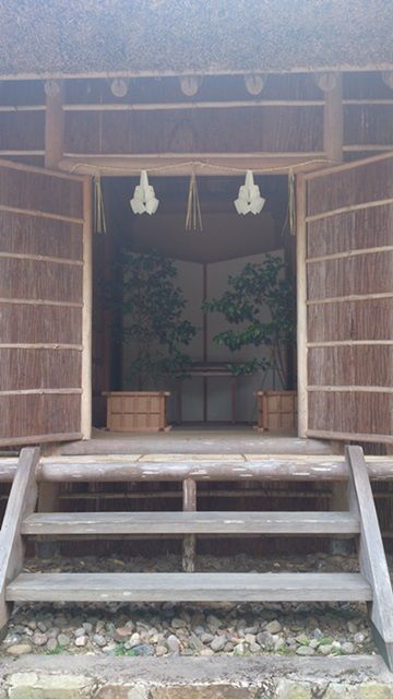 熊野大社_鑽火殿