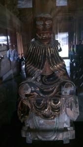 瑞龍寺_達磨像