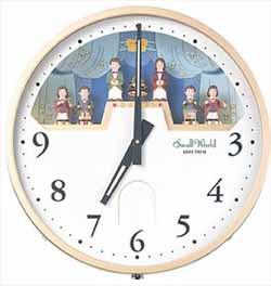 時計 7時