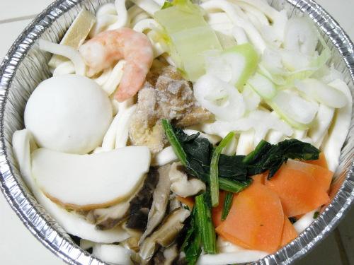 コンビニ鍋