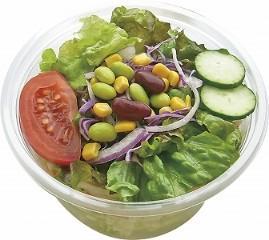 低炭水化物ダイエットコンビニサラダ