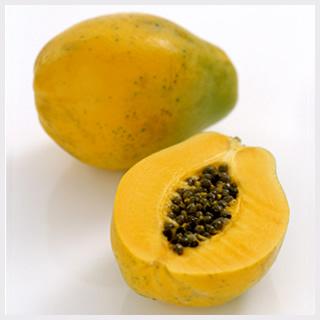 酵素が多く含まれる食べ物 パパイヤ