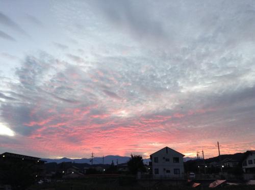 Sep14 2014 yuuyake