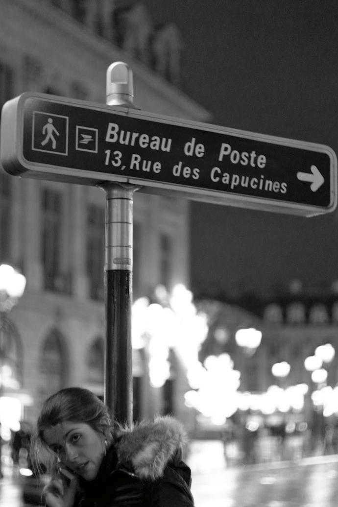Paris Night celephone