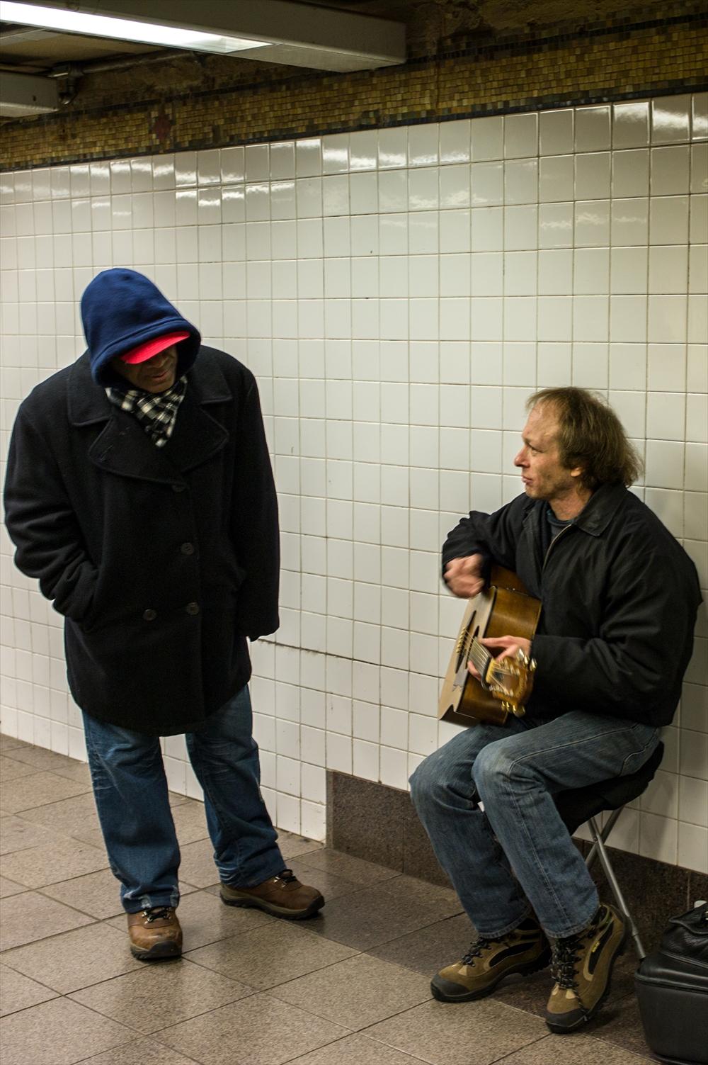 Subway's Artist