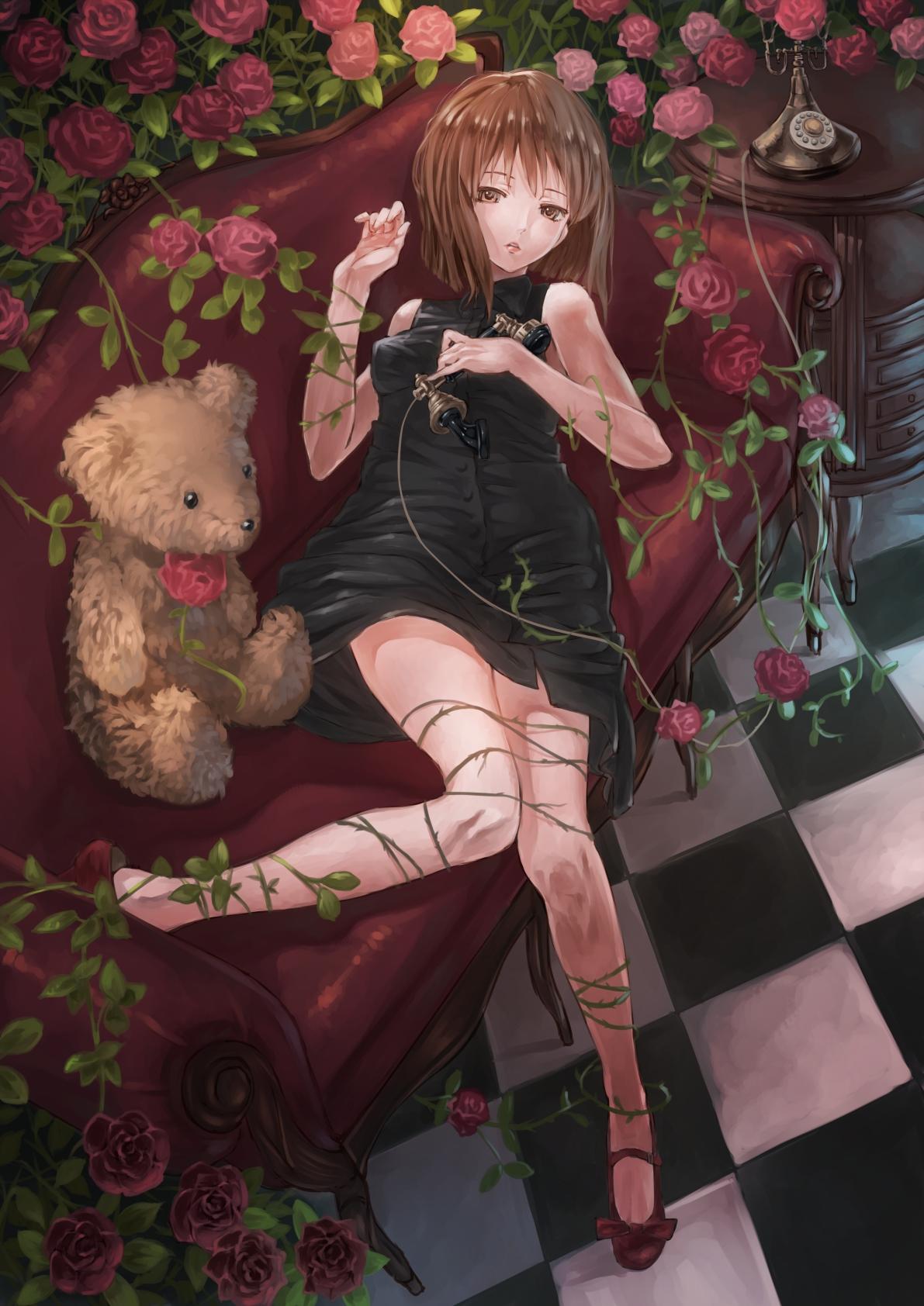 アイドルマスター 萩原雪歩 / THE IDOLM@STER Hagiwara Yukiho #179