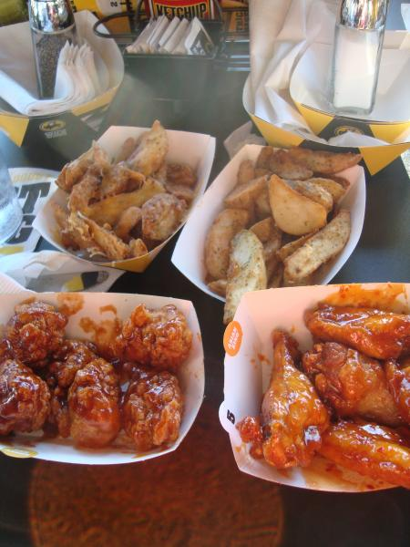 Buffalo wild wings 6