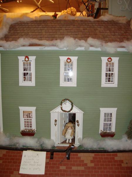 アンティークモール ミニチュアハウス 11