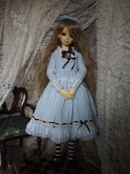 鏡の国のアリス 13' ブルー 3
