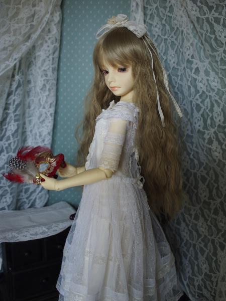 アイス 白ドレス 6