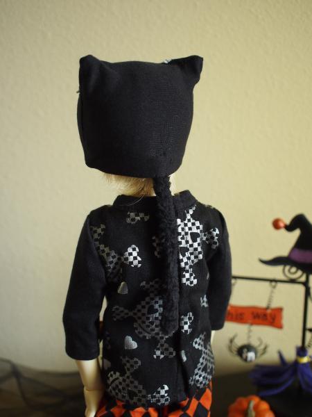 ハローウィン黒猫 2014 3