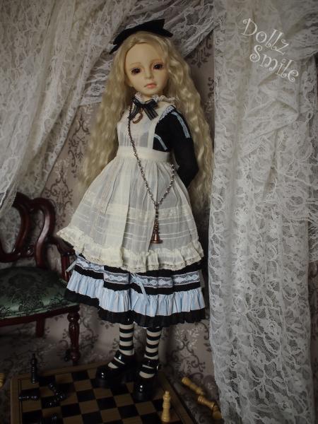 鏡の国のアリス 13' 黒 1