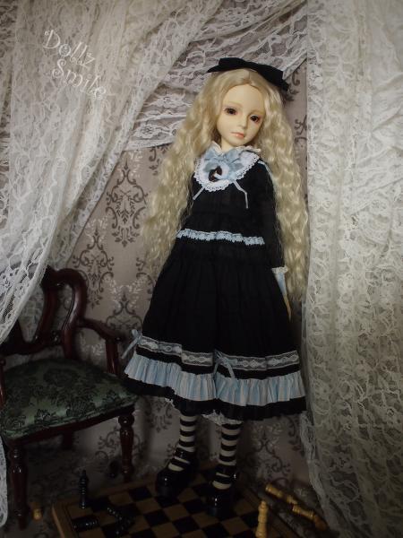 鏡の国のアリス 13' 黒 3