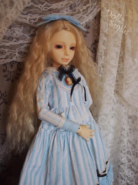鏡の国のアリス 13' ブルーストライプ 5