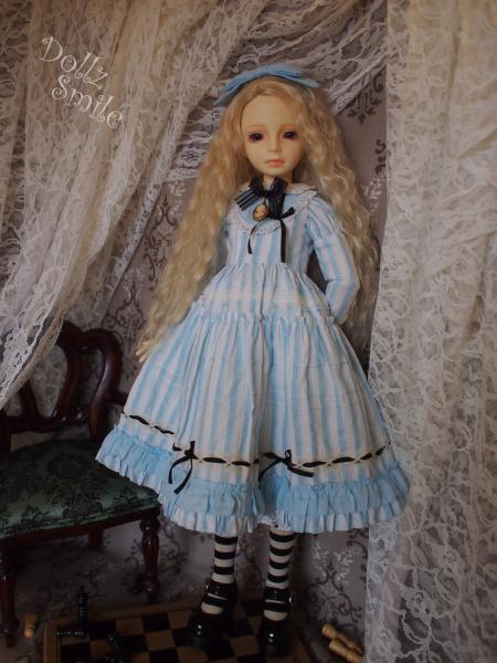 鏡の国のアリス 13' ブルーストライプ 4