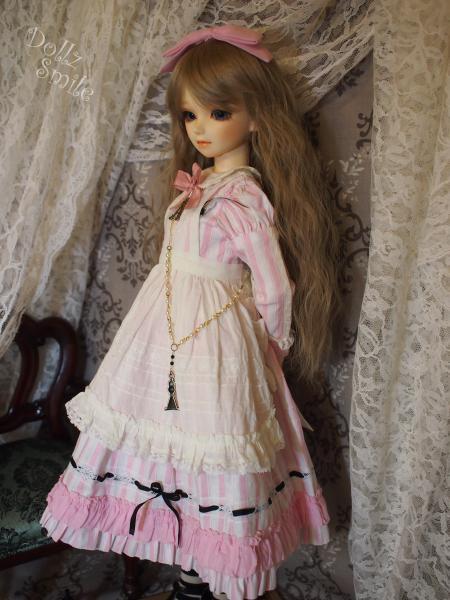 鏡の国のアリス 13' ピンクストライプ 2
