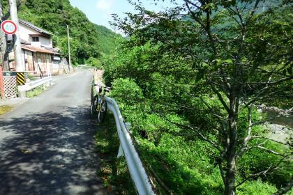 2013/08/18藁科川ポタリング_南藁科街道