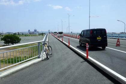 2013/08/18藁科川ポタリング_安西橋