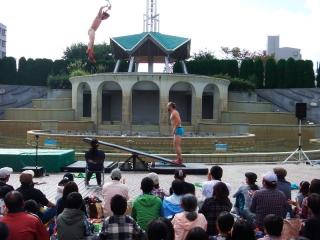大道芸ワールドカップin静岡2013:マグマヌス