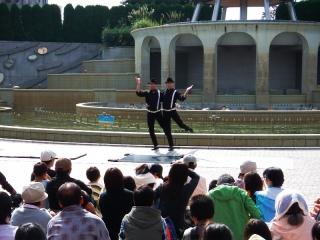 大道芸ワールドカップin静岡2013:カリトノフ ブラザーズ