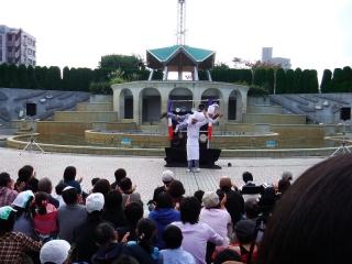 大道芸ワールドカップin静岡2013:ネイキッド ランチ