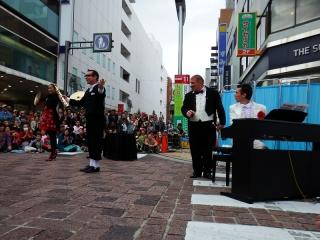大道芸ワールドカップin静岡2013:ステルザ ファミリー