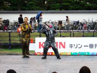 大道芸ワールドカップin静岡2013:ザ ロボットボーイズ