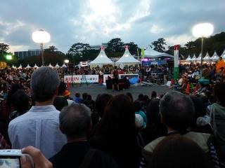 大道芸ワールドカップin静岡2013:ニーニョ