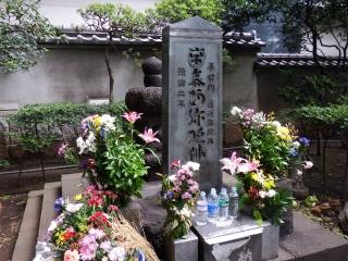 20131023_MMDドーム投影実験会:将門首塚2