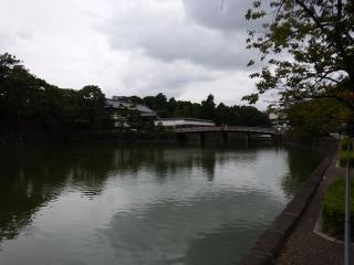 20131023_MMDドーム投影実験会:皇居のお堀