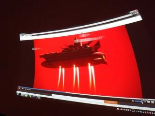 20131023_MMDドーム投影実験会:ヤマト1966くらい