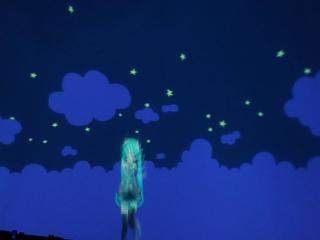 20131023_MMDドーム投影実験会:ドーム対応動画投影3(どんぶり空)