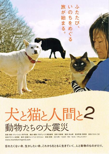photo動物たちの大震災