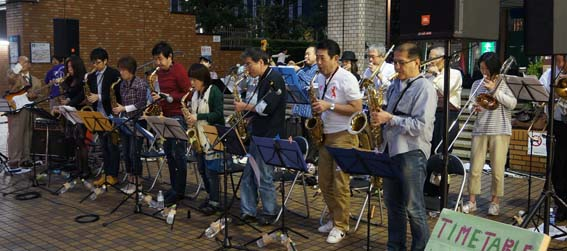 20131006 Harlem Ochanomizu Jazz Fes 20cmDSC07491