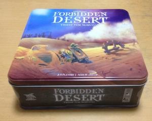 禁断砂漠箱