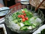 大盛り水キムチ