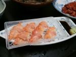 デカ盛り赤貝