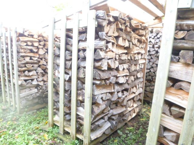 薪小屋 桜