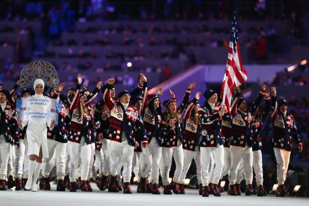 オリンピックアメリカ